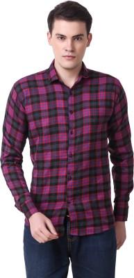Cavenders Men's Checkered Casual Shirt