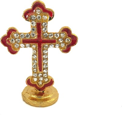 Vyom Shop showpiece  -  2 cm(Brass, Multicolor)  available at flipkart for Rs.79