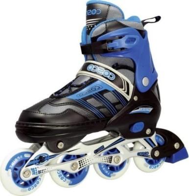 Cosco Sprint Skate In-line Skates - Size 2-5 UK(Multicolor)