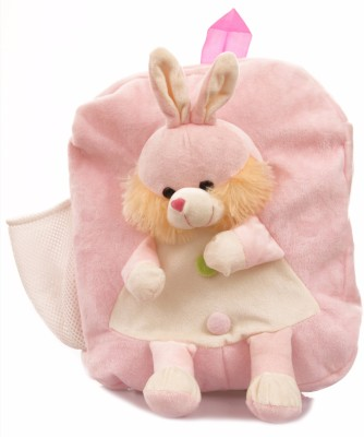 Mable Rabbit Bag Pink Stuffed Soft Toy bag Teddy bear (35 CM)- Feet 2 Inches Long  - 30 cm(Pink)  available at flipkart for Rs.329