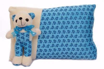 Mable New born baby Gift Linear Pillow Blue Stuffed Toy Teddy bear (38 CM) - Feet 2 inches Long  - 30 cm(Blue)  available at flipkart for Rs.349