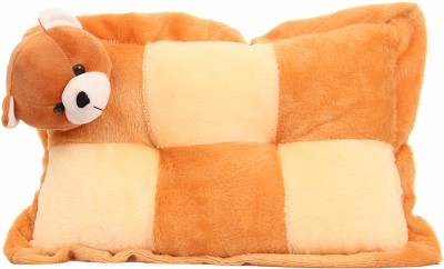Mable New born baby Gift Multi Colour Pillow Teddy Brown Stuffed Toy Teddy bear (38 CM) - Feet 2 inches Long  - 30 cm(Brown)  available at flipkart for Rs.349