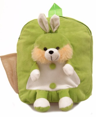 Mable Rabbit Bag Green Stuffed Soft Toy bag Teddy bear (35 CM)- Feet 2 Inches Long  - 30 cm(Green)  available at flipkart for Rs.299