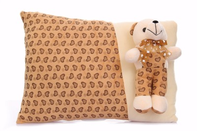 Mable New born baby Gift Linear Pillow Brown Stuffed Toy Teddy bear (38 CM) - Feet 2 inches Long  - 30 cm(Brown)  available at flipkart for Rs.349