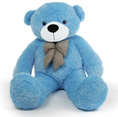 GN Enterprises t Jumbo Teddy Bear   150 cm Blue GN Enterprises Soft Toys