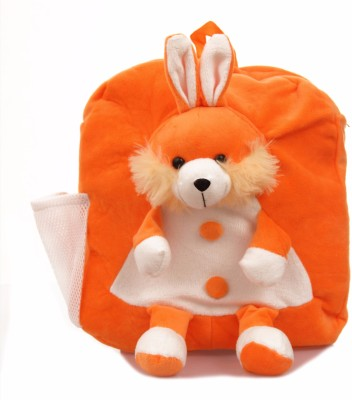Mable Rabbit Bag Orange Stuffed Soft Toy bag Teddy bear (35 CM)- Feet 2 Inches Long  - 30 cm(Orange)  available at flipkart for Rs.299