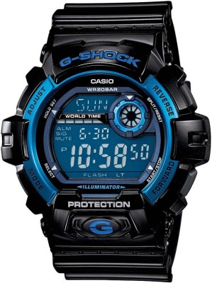 Casio G-Shock G-8900A-1DR (G354) Digital Blue Dial Men's Watch