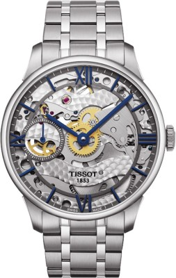 Tissot T0994051141800 T-complication Analog Watch For Men