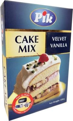 Pik Cake Mix - Velvet Vanilla Self Rising Flour Powder(350 g)