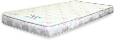 SLEEP SPA SPINE SUPPORT Premium Orthopedic Dual Comfort 5 inch Queen Bonded Foam Mattress