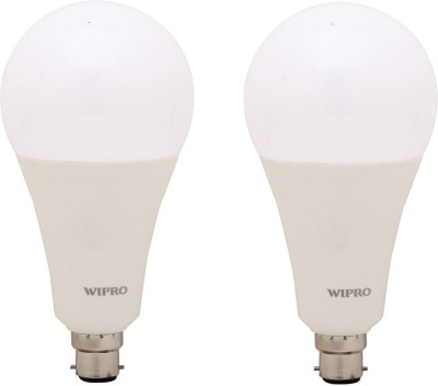 Wipro 23 W Standard B22 LED Bulb(Yellow, Pack of 2)  available at flipkart for Rs.1250