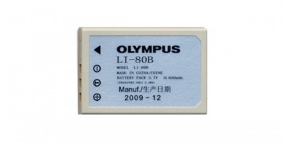 Olympus LI-80B Camera Battery Pack(Yes)