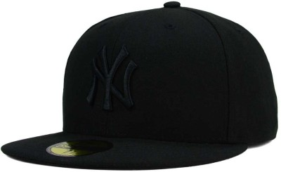 The Accessories Club NY caps for men and womens, black cap, Winter Cap, Dad Hats, Adjustable, NY Cap, Snapback Cap, Baseball Cap, Hiphop Cap, Caps Cap Cap  available at flipkart for Rs.215