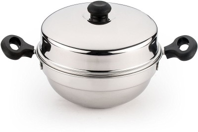 Pigeon Multi Kadai Induction & Standard Idli Maker(3 Plates )  available at flipkart for Rs.1165