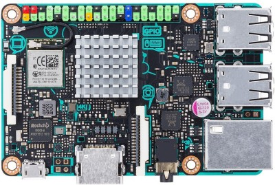 Asus Tinker Board Motherboard(Black)