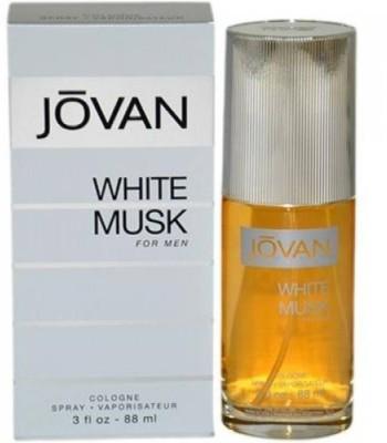 Jovan White Musk Eau De Cologne For Men- 88 ml