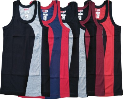 5b3e4d72119 Buy Rupa Hunk Men s Vest(Pack of 5) on Flipkart