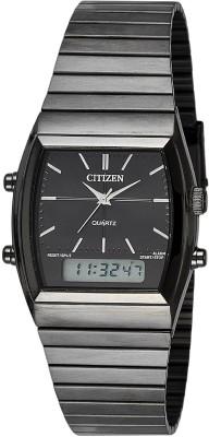 Citizen JM0545-58E Men's Citizen Digital Analog Black Steel Watch Watch  - For Men (Citizen) Chennai Buy Online