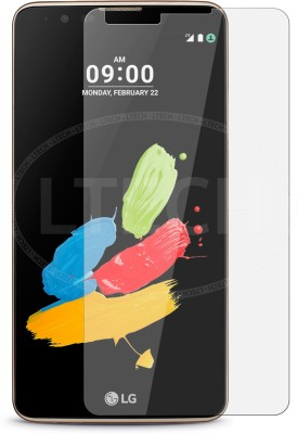 S-Line Tempered Glass Guard for LG Stylus 2(Pack of 1)