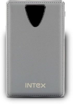 Intex PB-8K Poly Power Bank, 8000 mAh (Black)
