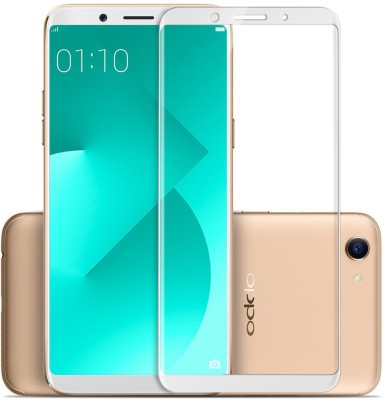 Knotyy Tempered Glass Guard for OPPO A83(Pack of 1)