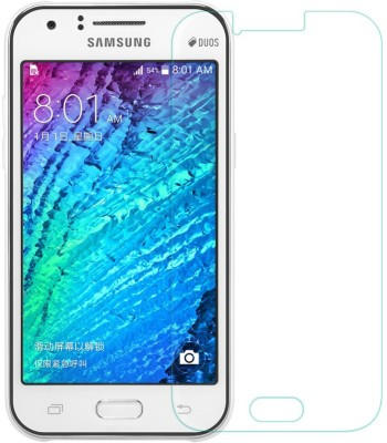 Friend Mild Tempered Glass Guard for Samsung Galaxy J1 Ace