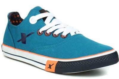 Sparx SM-192 Casual Shoes For Men(Blue) at flipkart
