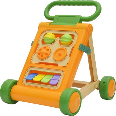 STEPUPP BABY WALKER Tricycle(Orange, Green)  available at flipkart for Rs.1099