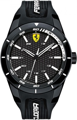 Scuderia Ferrari 830249 REDREV Analog Watch  - For Men at flipkart