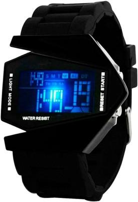 Pass Pass Stylish Black Dial Sport