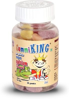 GUMMIKING GK02 Unflavored Gummies(30)