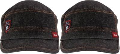Promoworks Solid Baseball Cap Cap(Pack of 2)