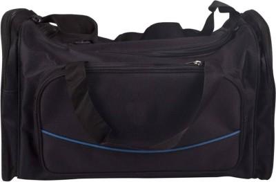 cdc270f5ed54 80% OFF on Aqeeq Jumbo Travel Bag Blk Multi Color Travel Duffel Bag(Black