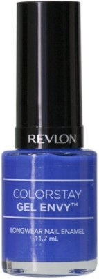 Revlon Colorstay Gel Envy Long Wear Nail Enamel, Wild Card(11.7 ml)