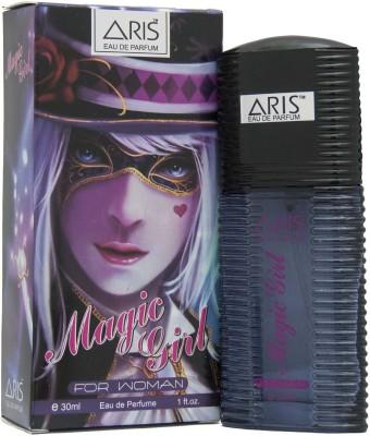 ARIS MAGIC GIRL PERFUME FOR WOMEN 30ML Eau de Parfum  -  30 ml(For Men & Women)  available at flipkart for Rs.90