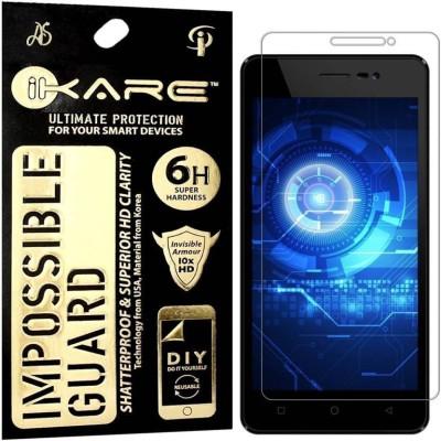 G-case Impossible Screen Guard for Karbonn K9 Smart