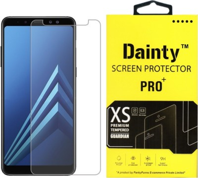 Dainty Tempered Glass Guard for Samsung Galaxy A8 Plus
