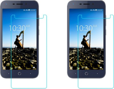 ACM Tempered Glass Guard for Karbonn Smart A9+(Pack of 3)