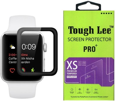 Tough Lee Tempered Glass Guard for Apple Watch Series 3(Pack of 1)