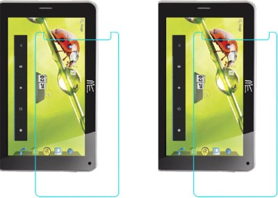 ACM Tempered Glass Guard for Hcl Me Connect 2g 3.0 V3 Tab(Pack of 2)