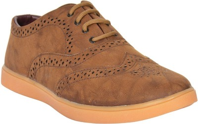 Mens Ego Casuals For Men(Brown)