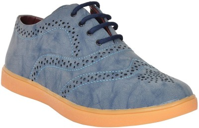 Mens Ego Casuals For Men(Blue)