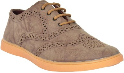 Mens Ego Casuals For Men(Khaki)