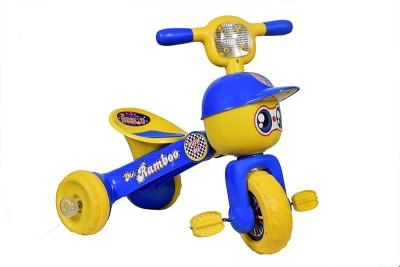 Panda 45612 Tricycle(Multicolor)