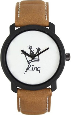 Piu collection PC _ King New Arrival Leather Starp Watch Watch  - For Girls   Watches  (piu collection)