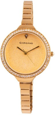Giordano C2046-33 New Analog Watch For Women