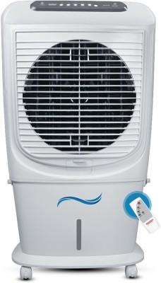 Maharaja Whiteline Glacio 65 Dlx Desert Air Cooler(White, 65 Litres)