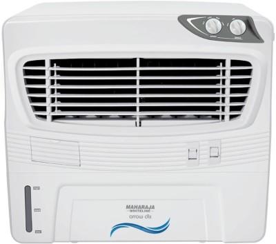 Maharaja Whiteline Arrow 50 Dlx Window Air Cooler(White, 50 Litres)