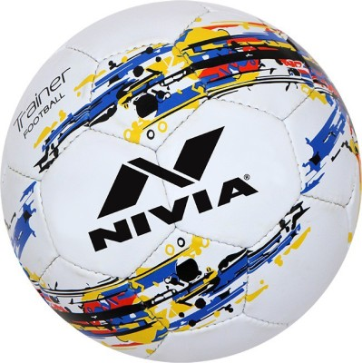 Nivia TRAINER Football -   Size: 5(Pack of 1, Multicolor)  available at flipkart for Rs.660