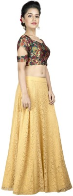 Salwar Studio Square Neck Women's Stitched Blouse